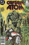 Cover for Captain Atom (DC, 1987 series) #17 [Newsstand Edition]
