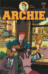 Cover for Archie (Archie, 2015 series) #1 [Cover R - Greg Scott]