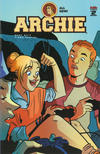 Cover for Archie (Archie, 2015 series) #2 [Cover C - Erica Henderson]