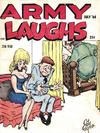 Cover for Army Laughs (Prize, 1951 series) #v16#1