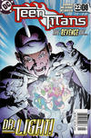 Cover for Teen Titans (DC, 2003 series) #22 [Newsstand]