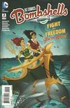 Cover for DC Comics: Bombshells (DC, 2015 series) #2