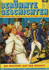 Cover for Bastei Sonderband (Bastei Verlag, 1970 series) #14 - Die Meuterei auf der Bounty