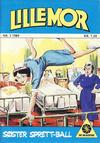 Cover for Lillemor (Serieforlaget / Se-Bladene / Stabenfeldt, 1969 series) #3/1989