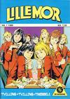 Cover for Lillemor (Serieforlaget / Se-Bladene / Stabenfeldt, 1969 series) #1/1989