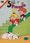 Cover for Sal y Pimienta (Editorial Novaro, 1964 series) #161