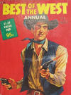 Cover for Best of the West Annual (Magazine Management, 1977 ? series)