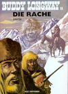 Cover for Buddy Longway (Kult Editionen, 1998 series) #11 - Die Rache