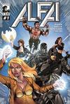 Cover for ALFA (Windmill Comics, 2015 series) #1