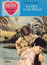 Cover Thumbnail for Hjerterevyen (Serieforlaget / Se-Bladene / Stabenfeldt, 1960 series) #42/1976