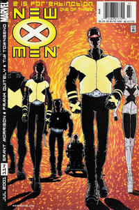 Cover Thumbnail for New X-Men (Marvel, 2001 series) #114 [Newsstand]