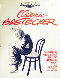 Cover Thumbnail for National Lampoon Presents Claire Bretécher (21st Century / Heavy Metal / National Lampoon, 1978 series)