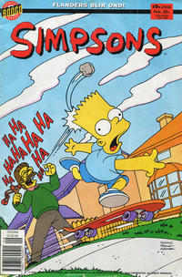 Cover Thumbnail for Simpsons (Egmont, 2001 series) #9/2002
