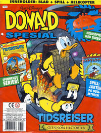 Cover Thumbnail for Donald spesial (Hjemmet / Egmont, 2013 series) #[1/2015]