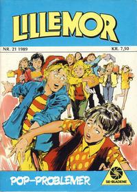 Cover Thumbnail for Lillemor (Serieforlaget / Se-Bladene / Stabenfeldt, 1969 series) #21/1989