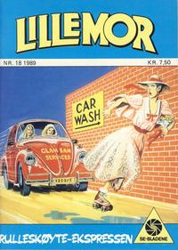 Cover Thumbnail for Lillemor (Serieforlaget / Se-Bladene / Stabenfeldt, 1969 series) #18/1989