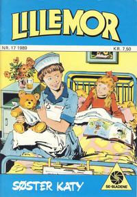 Cover Thumbnail for Lillemor (Serieforlaget / Se-Bladene / Stabenfeldt, 1969 series) #17/1989