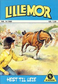 Cover Thumbnail for Lillemor (Serieforlaget / Se-Bladene / Stabenfeldt, 1969 series) #14/1989