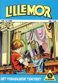 Cover Thumbnail for Lillemor (Serieforlaget / Se-Bladene / Stabenfeldt, 1969 series) #12/1989