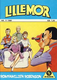 Cover Thumbnail for Lillemor (Serieforlaget / Se-Bladene / Stabenfeldt, 1969 series) #11/1989