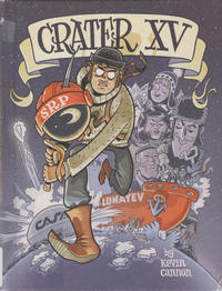 Cover Thumbnail for Crater XV (Top Shelf, 2013 series)