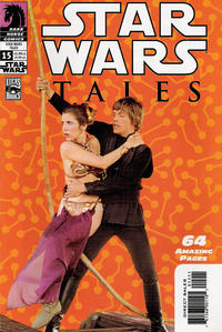 Cover Thumbnail for Star Wars Tales (Dark Horse, 1999 series) #15 [Cover B - Photo Cover]