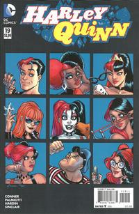 Cover Thumbnail for Harley Quinn (DC, 2014 series) #19