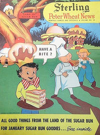 Cover Thumbnail for Peter Wheat News (Peter Wheat Bread and Bakers Associates, 1948 series) #58