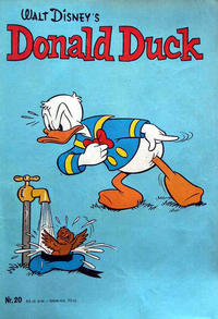 Cover Thumbnail for Donald Duck (Oberon, 1972 series) #20/1973