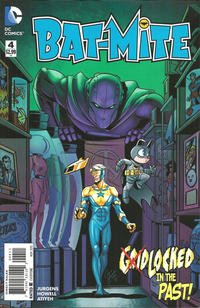 Cover Thumbnail for Bat-Mite (DC, 2015 series) #4