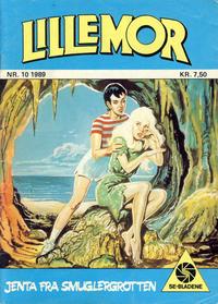 Cover Thumbnail for Lillemor (Serieforlaget / Se-Bladene / Stabenfeldt, 1969 series) #10/1989