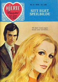 Cover Thumbnail for Hjerterevyen (Serieforlaget / Se-Bladene / Stabenfeldt, 1960 series) #21/1976