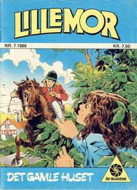 Cover Thumbnail for Lillemor (Serieforlaget / Se-Bladene / Stabenfeldt, 1969 series) #7/1989