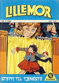 Cover Thumbnail for Lillemor (Serieforlaget / Se-Bladene / Stabenfeldt, 1969 series) #6/1989