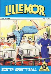 Cover Thumbnail for Lillemor (Serieforlaget / Se-Bladene / Stabenfeldt, 1969 series) #3/1989