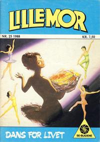 Cover Thumbnail for Lillemor (Serieforlaget / Se-Bladene / Stabenfeldt, 1969 series) #25/1988