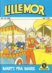 Cover Thumbnail for Lillemor (Serieforlaget / Se-Bladene / Stabenfeldt, 1969 series) #26/1988