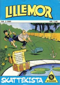 Cover Thumbnail for Lillemor (Serieforlaget / Se-Bladene / Stabenfeldt, 1969 series) #2/1989