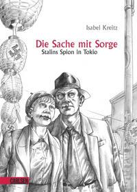Cover Thumbnail for Die Sache mit Sorge (Carlsen Comics [DE], 2008 series)