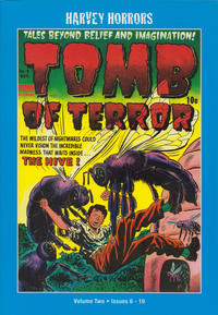 Cover Thumbnail for Harvey Horrors Collected Works Tomb of Terror Softee (PS, 2013 series) #2