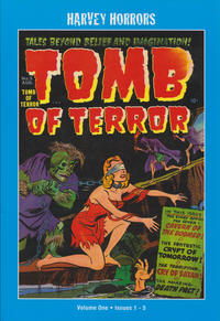 Cover Thumbnail for Harvey Horrors Collected Works Tomb of Terror Softee (PS, 2013 series) #1