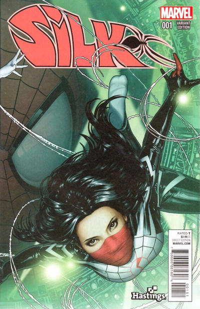 Silk  #1  Young Variant Cover