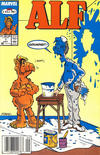 Cover for ALF (Marvel, 1988 series) #7 [Newsstand Edition]