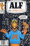 Cover for ALF (Marvel, 1988 series) #10 [Newsstand Edition]