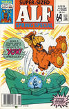 Cover for ALF Spring Special (Marvel, 1989 series) #1 [Newsstand Edition]