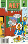 Cover for ALF Holiday Special (Marvel, 1988 series) #1 [Newsstand Edition]