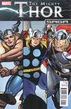Cover for The Mighty Thor Saga (Marvel, 2011 series)
