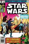 Cover Thumbnail for Star Wars (1977 series) #43 [Newsstand]