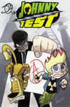 Cover for Johnny Test: The Once and Future Johnny (Viper, 2011 series)