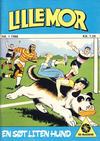 Cover for Lillemor (Serieforlaget / Se-Bladene / Stabenfeldt, 1969 series) #1/1988